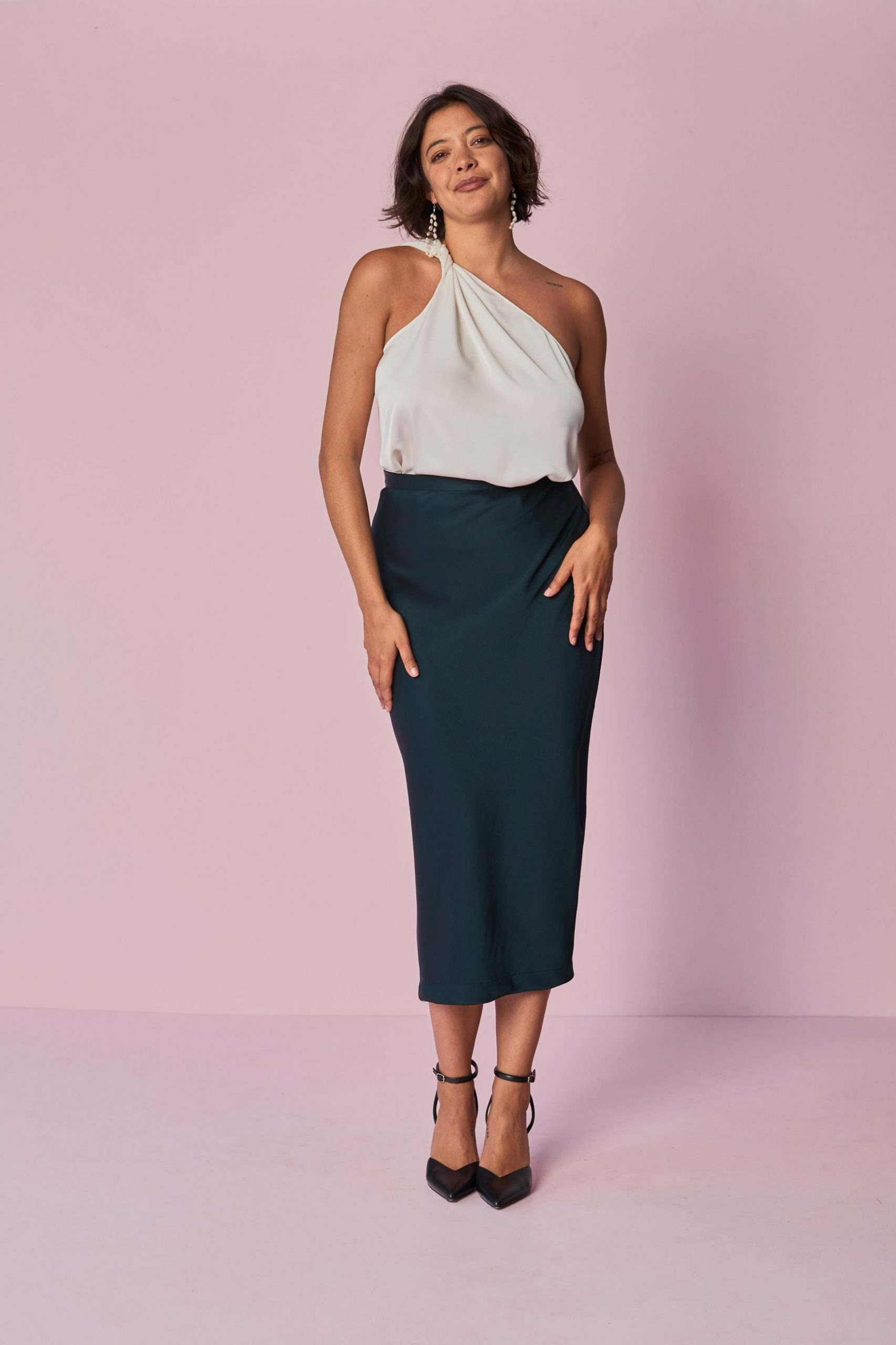 Liam Fortuna Twist Top & Nirvana Skirt
